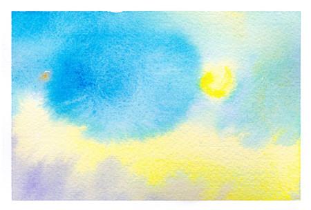 金髪の草原(月と星)
