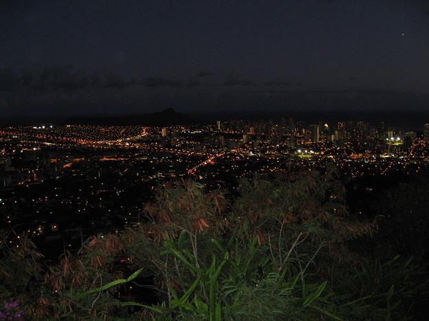 写真: タンタラスの丘