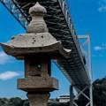写真: 関門橋