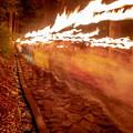 写真: 大山夏山開き祭