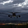 Photos: landing