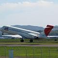 Photos: JAL MD-87