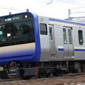 Photos: E235系1000番台 試運転
