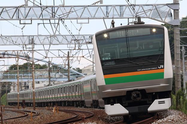 Photos: E233系3000番台 東海道線