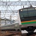 E233系3000番台 東海道線