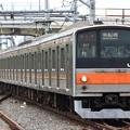 引退間近! 武蔵野線205系