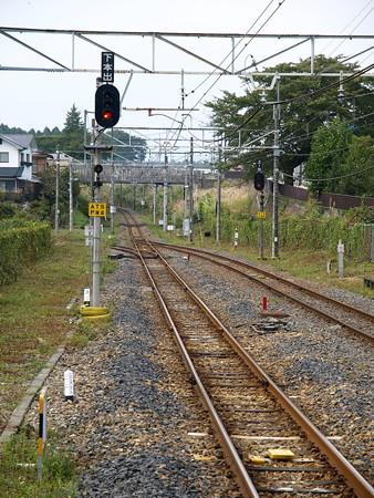 下野大沢駅20