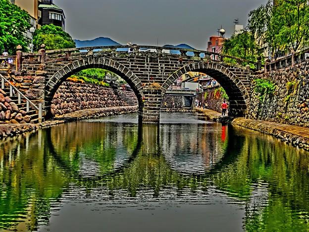 写真: めがね橋