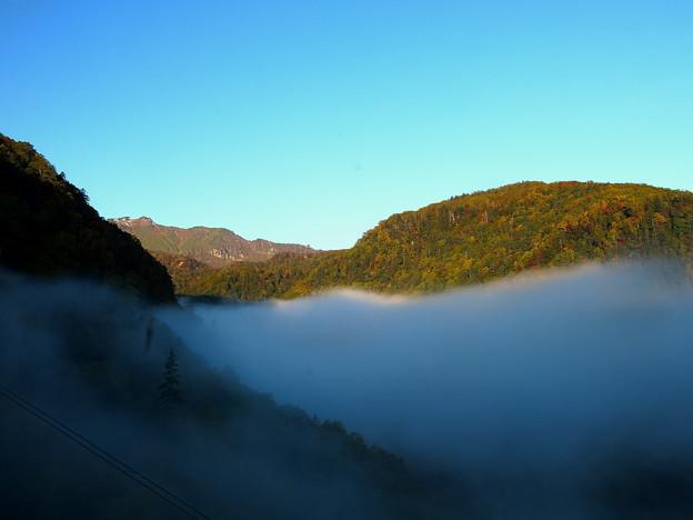 Photos: 雲の上へ