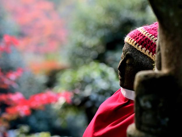 Photos: 石仏