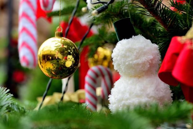 クリスマスだと言うのに