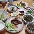 7月25日夕食(家)