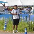 写真: 水畑宏之氏(2011年長良川トライアスロン)