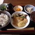 2月21日昼食(喫茶ふじ)