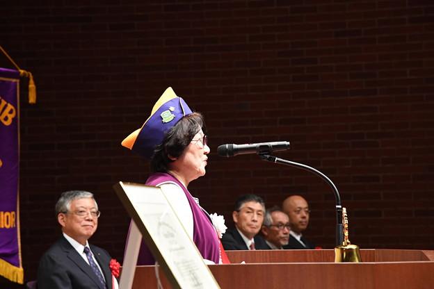 豊橋シニアライオンズクラブCN15周年記念式典 (21)