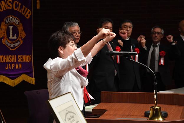 豊橋シニアライオンズクラブCN15周年記念式典 (29)