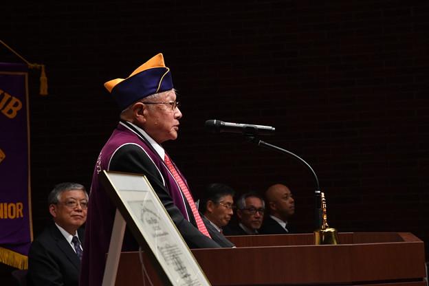 豊橋シニアライオンズクラブCN15周年記念式典 (30)
