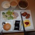 5月25日朝食(帯広コンフォートホテル)