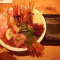 写真: 大漁丼(新千歳空港)