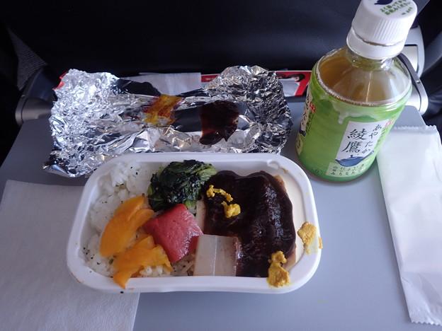 機内食(エアアジア)