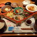 9月20日夕食(ホテル竹島)