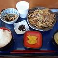 9月23日昼食(湯ったり~な昼神)
