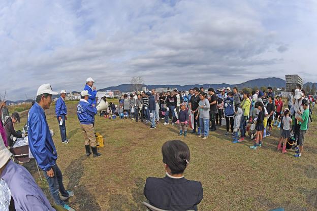 写真: 芋掘り大会 (2)