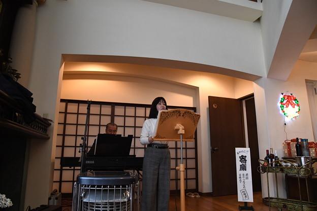 オレンジベルクリニック蕎麦打ち・落語・カラオケ大会 (20)