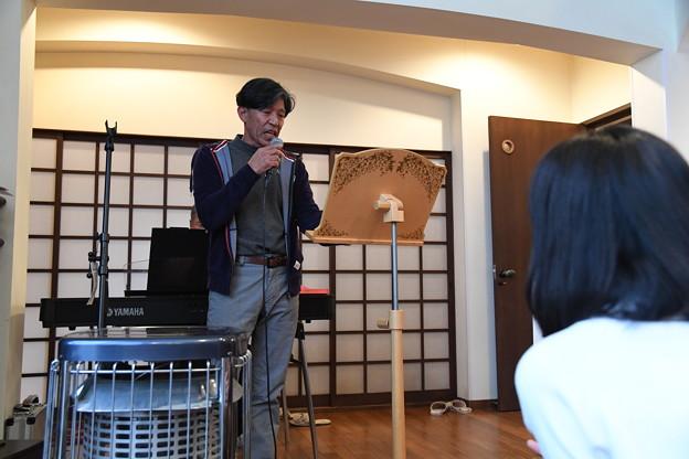 オレンジベルクリニック蕎麦打ち・落語・カラオケ大会 (26)