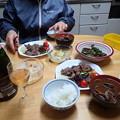 2月21日夕食(家)
