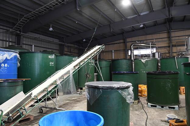芋焼酎製造工程(喜久水) (8)