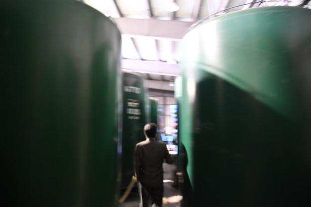 芋焼酎製造工程(喜久水) (12)