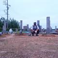 Photos: お墓掃除
