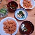 8月2日昼食(家)  (1)
