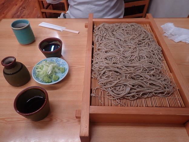9月22日昼食(おにひら) (2)