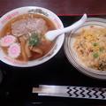 9月27日昼食(道の駅、夜叉が池)