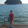 Photos: 竹島と信平