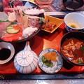 海鮮丼(たつみ)