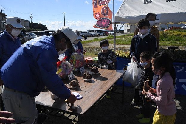 Photos: 芋掘り大会2020 (55)