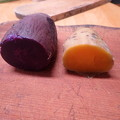 Photos: 紫芋と安納芋