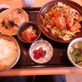 Photos: 11月17日昼食(和風ラーメン極)