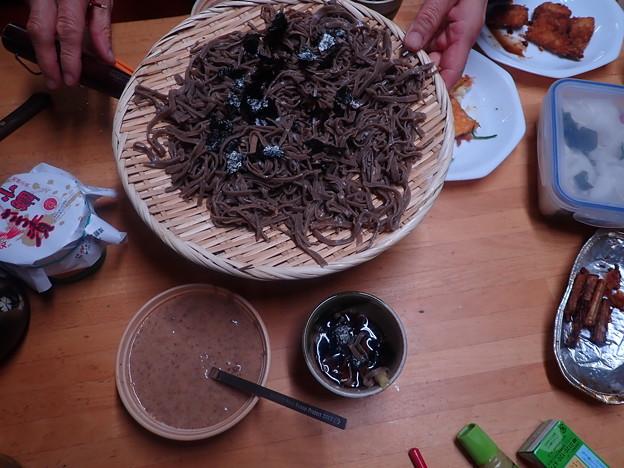 Photos: とろろ蕎麦 (2)