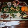 Photos: 11月29日昼食(日登美山荘) (3)