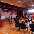 Photos: 国際平和ポスターコンテスト(北部小体育館) (3)