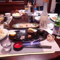 Photos: 鈴木八重子宅にて
