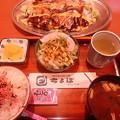 とん平定食(ちょぼ)