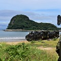 写真: 水陸両用車操縦訓練