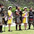 写真: 菖蒲祭り