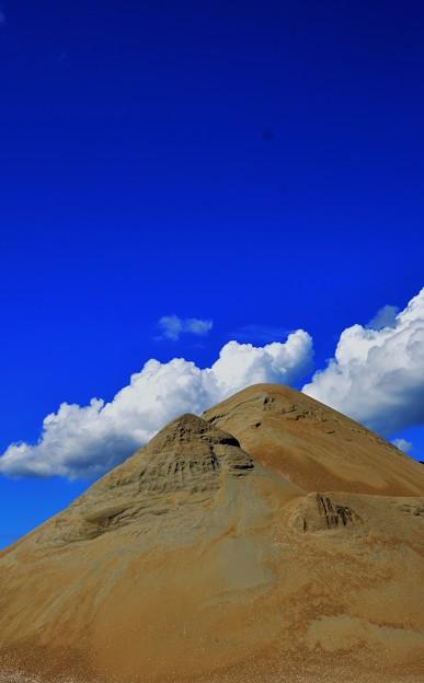 Photos: ピラミッドの正体
