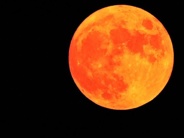 8月3日満月